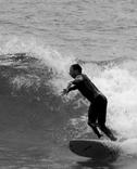 Kineto sur les vagues