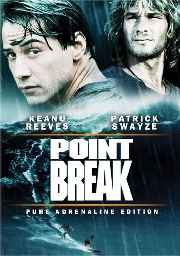 Poin Break Movie Print